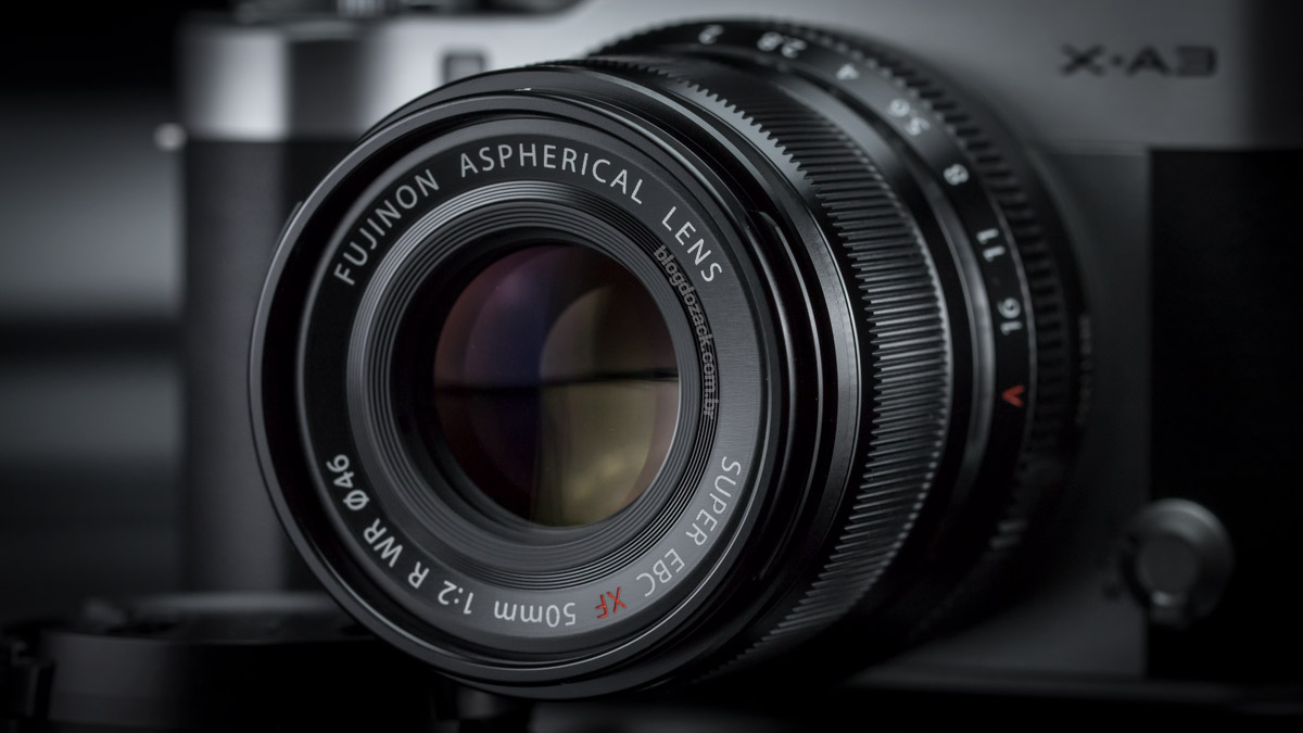 Fujifilm XF 50mm f/2R WR