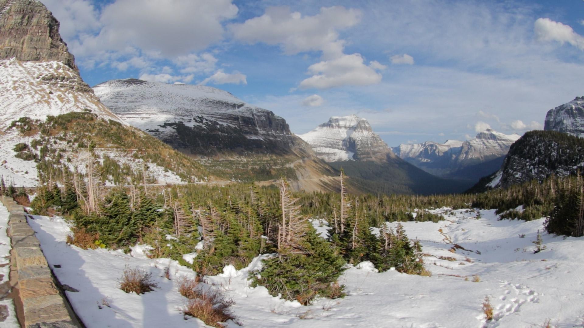 """""""Glacier"""" com a EOS SL2 + Tokina AT-X DX 10-17mm f/3.5-4.5 Fisheye, 1080P24; clique para ver maior."""