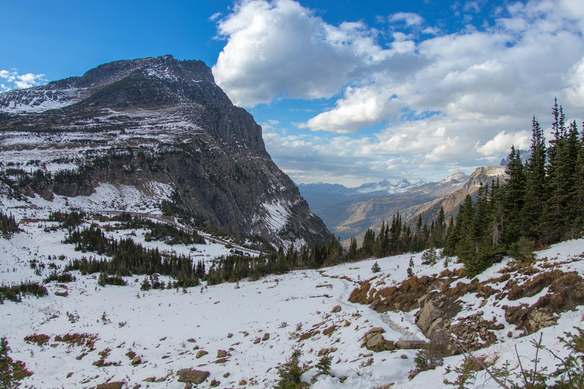 """Logan's Pass"" at f/7.1 1/250 ISO100 @ 17mm."