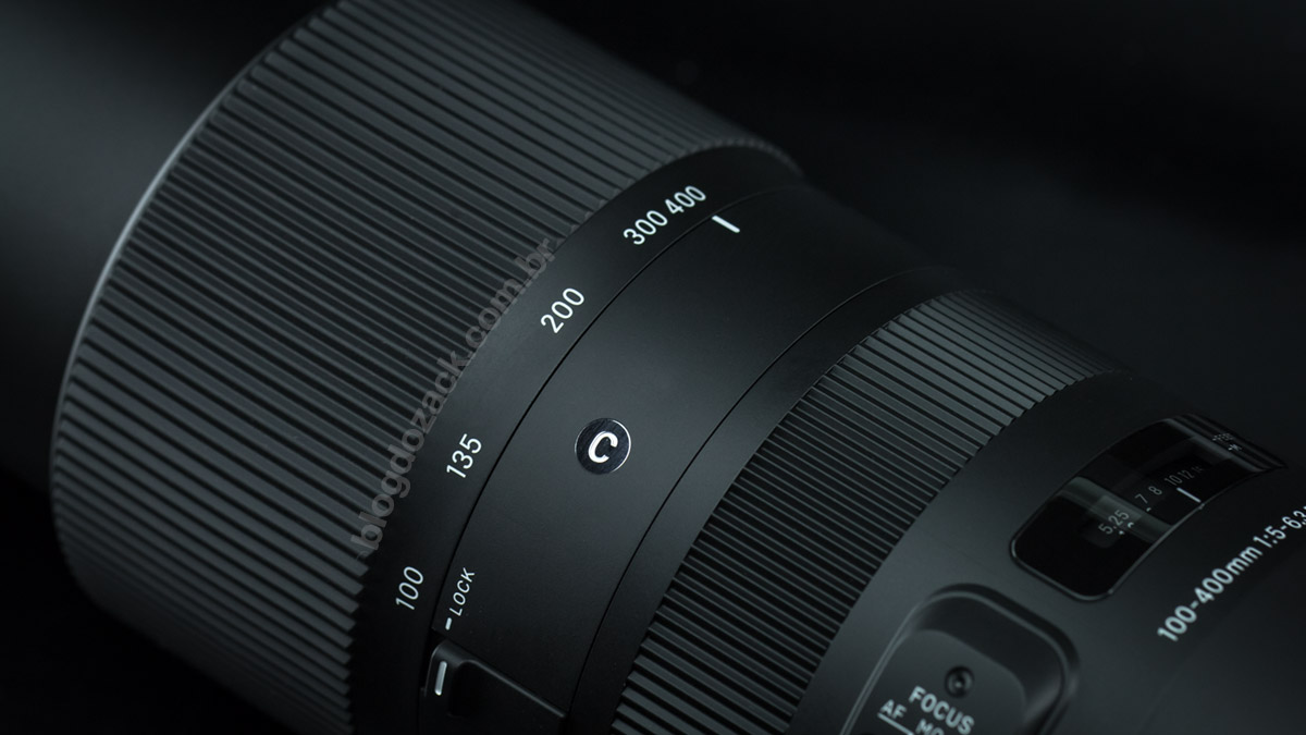 Sigma 100-400mm f/5-6.3 DG OS HSM