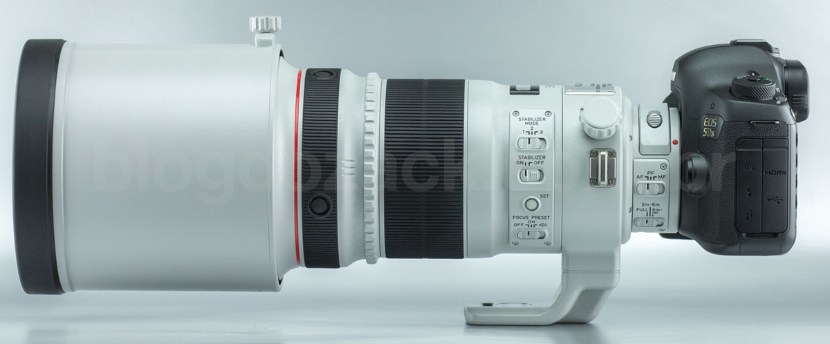 Canon EF 300mm f/2.8 L II IS USM