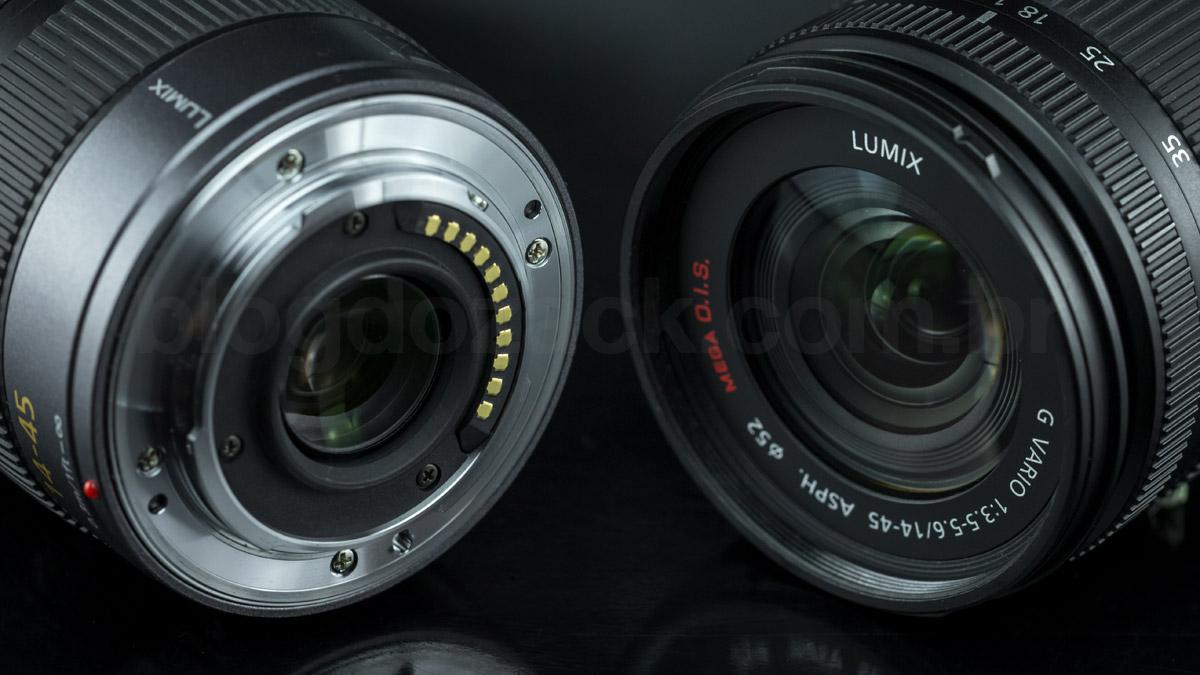 Panasonic Lumix G Vario 14-45mm f/3.5-5.6 ASPH MEGA O.I.S.